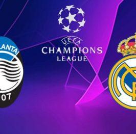 Real Madrid – Atalanta