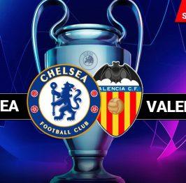 Chelsea – Valencia (Champions League)