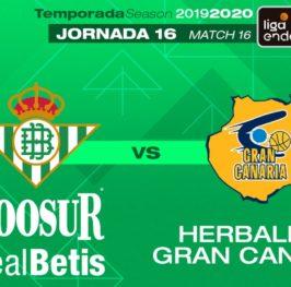 Betis – Gran Canaria