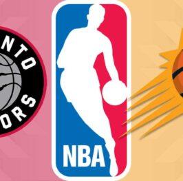 Phoenix Suns – Toronto Raptors