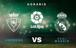 Osasuna – Real Madrid
